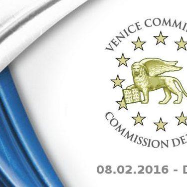 Komisja Wenecka w Warszawie 08.02.2016