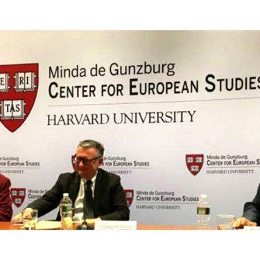 KOD na Uniwersytecie Harvarda