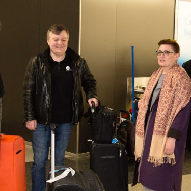Delegacja KOD dotarła do Chicago
