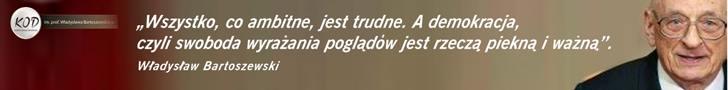 KOD im. prof. Wł. Bartoszewskiego