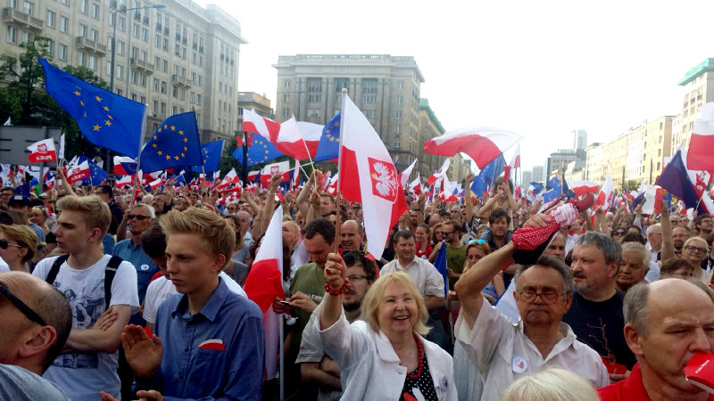 """Marsz """"Wszyscy dla wolności"""""""