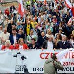 """Poznański marsz """"DROGA DO WOLNOŚCI"""""""