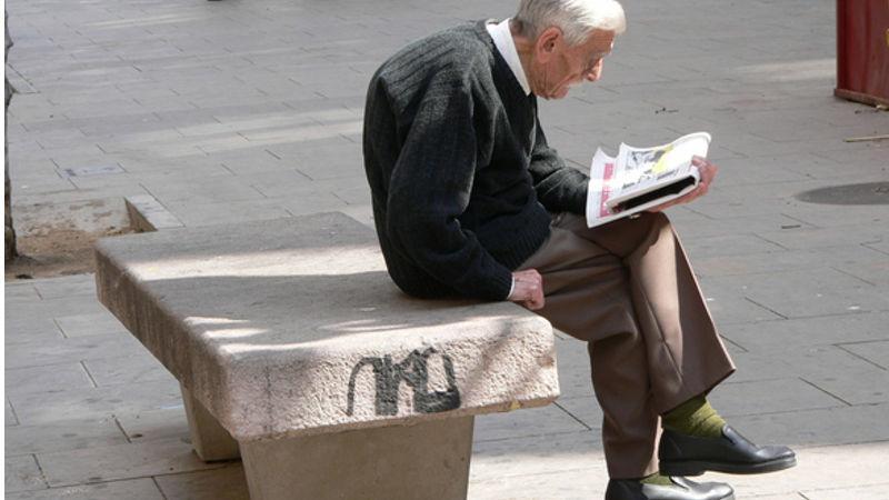 Pochowajmy gdzieś szybko staruszków