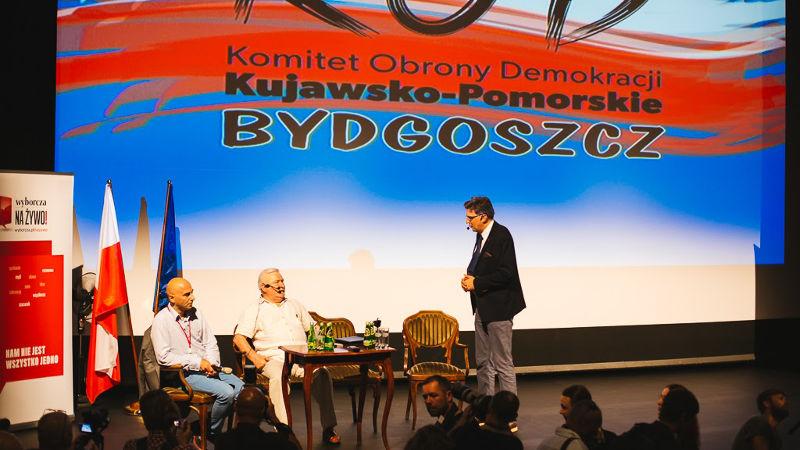 """""""Porozmawiajmy o Polsce"""" z Lechem Wałęsą"""