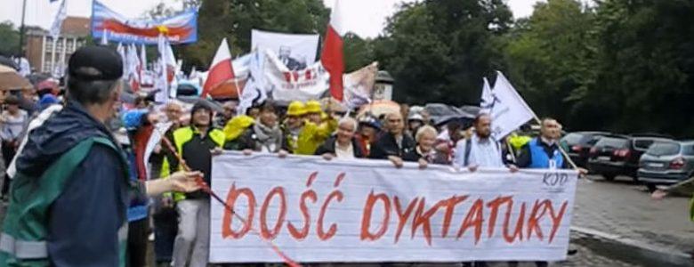 Dość dyktatury