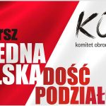 """Marsz """"Jedna Polska - Dość Podziałów"""" Warszawa 24.09.2016"""