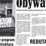 """""""Obywatel"""" nr 4"""