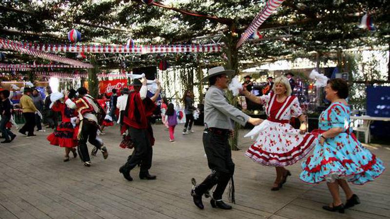 Święta narodowe u Latynosów - na wesoło